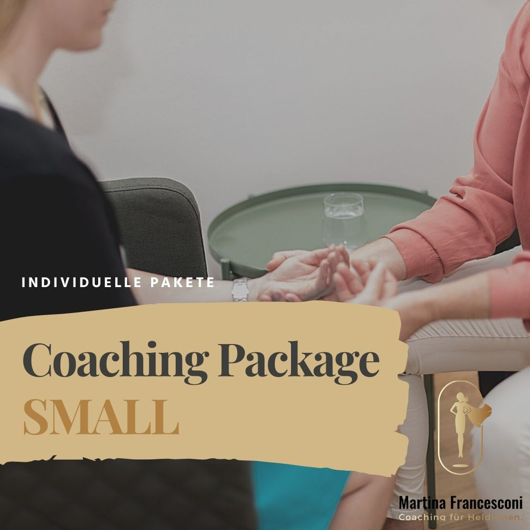 Coaching Package SMALL